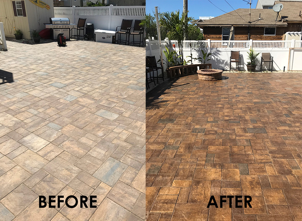 Power Washing - Pressure Washing - NJ Pavers
